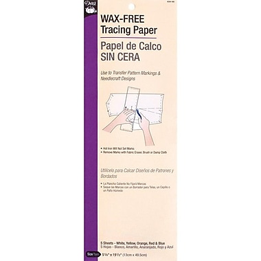 Single-Faced Wax Free Tracing Paper, 6
