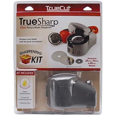 TrueSharp Power Rotary Blade Sharpener