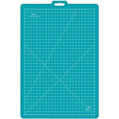 Gridded Rotary Mat With Handle, 26
