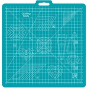 Gridded Rotary Mat With Handle,