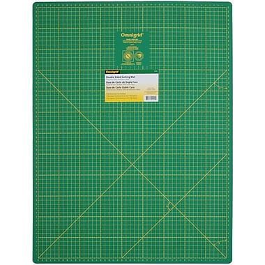 Omnigrid, Double Sided Mat Inches/Centimeters, 18