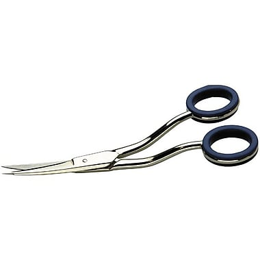 Machine Embroidery Scissor With Microtip, 6in.