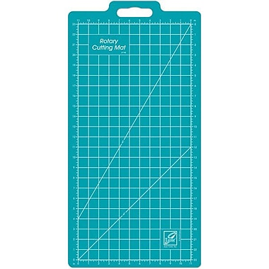 Gridded Rotary Mat With Handle, 13