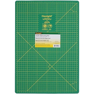 Omnigrid, Double Sided Mat Inches/Centimeters, 12