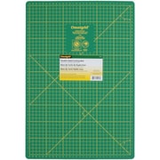 "Omnigrid, Double Sided Mat Inches/Centimeters, 12""X18"", 30cm X 45cm"