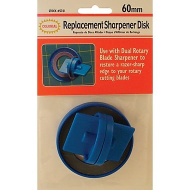 Rotary Blade Sharpener, For 60mm Blades