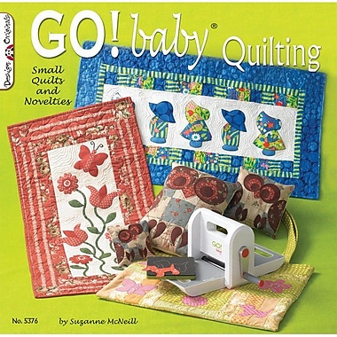 Design Originals, GO! Baby Quilting