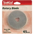TrueCut Rotary Cutter Replacement Blades 45mm, 1/Pkg