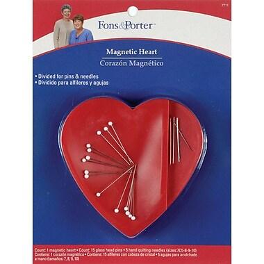 Fons & Porter Magnetic Heart Case