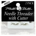 Needle Threader & Cutter, 2/Pkg