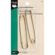 """Dritz Skirt Pins, 3"""", 2/Pack"""