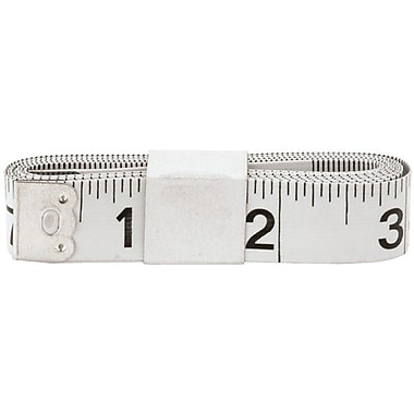 Tape Measure Unpackaged, 60in., White