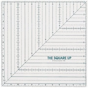 "Quilt In A Day Square Up Ruler, 12-1/2""X12-1/2"""