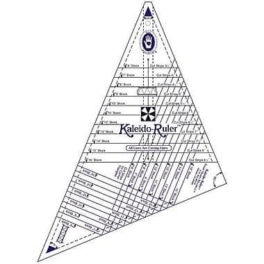 Large Kaleido-Ruler, Makes 6