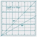 Quilt In A Day Ruler, 6in.X6in.