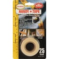 Handy Tape Self-Adhesive Measuring Tape, 25 Feet