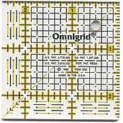 """Omnigrid Quilter's Square, 2-1/2""""X2-1/2"""""""