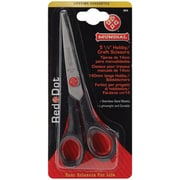 "Mundial 664 Sharp Tip 5.5"" Craft Scissors, Black"