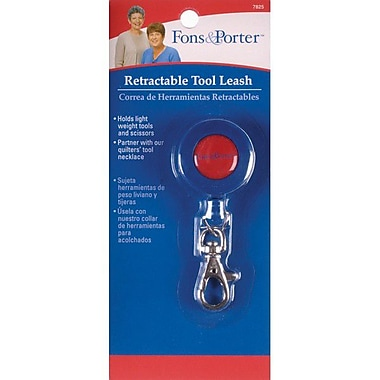 Fons & Porter Retractable Scissors Leash
