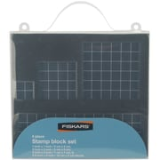 Fiskars® Stamp Block Set
