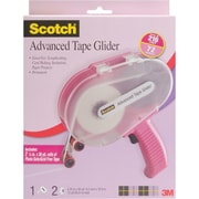 3M™ Scotch 1/4 x 36yd Advanced Tape Glider and Tape, Pink