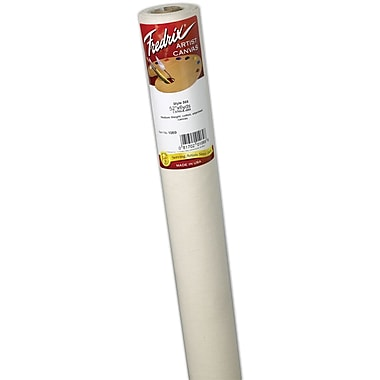 Pro Art Unprimed 52in. x 6 yds. Canvas Roll