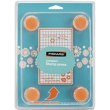 Fiskars® 8 1/4in. x 6 1/4in. Compact Stamp Press