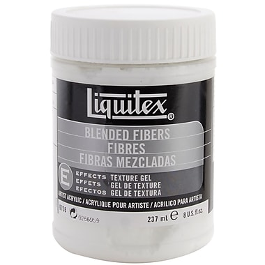 Reeves™ 8 oz. Liquitex Blended Fibers Acrylic Texture Gel