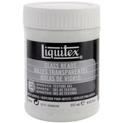 Reeves Liquitex 8 oz. Glass Beads Acrylic Texture Gel (6908)