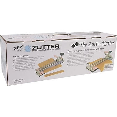 Zutter™ 13in. Deep Cutter With Adjustable Blade