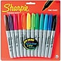 Sanford® 12 Piece Sharpie Thinner Fine Point Permanent