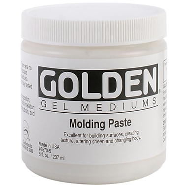 Golden 8 oz. Molding Paste