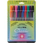 Sakura® 10 Piece Gelly Roll Classic Medium Point Pen