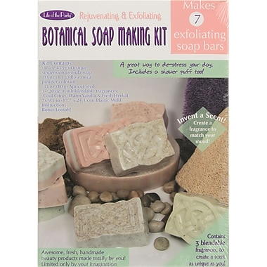 Life Of The Party™ Botanical Soap Bar Making Kit