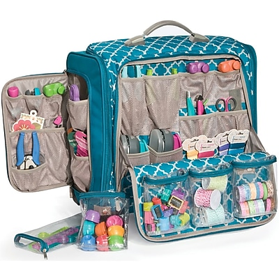 We R Memory Keepers 360 Crafter's Bag, Green 300360