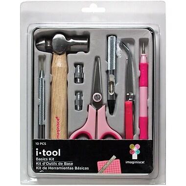 Imaginisce 400002 Multicolor Tool Basic Kit, 9