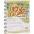 "Strathmore 9"" x 12""  Visual Journal Spiral Bound, Mixed Media Vellum"