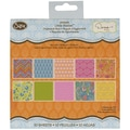 Sizzix® 6in. x 6in. Moroccan Chipboard Pack, Little Sizzles, 10/Pack