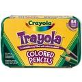 Crayola® Trayola Colored Pencils, 54 Pieces