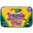 Crayola® Trayola Colored Pencils, 54 Pieces