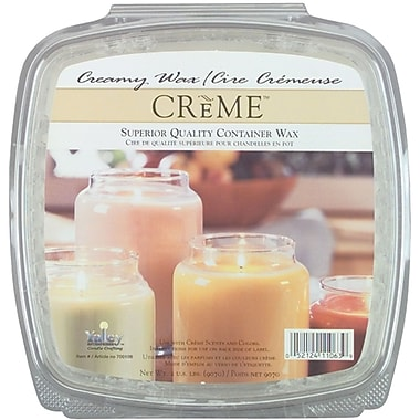 Yaley™ Creme Candle Wax For Glass Containers