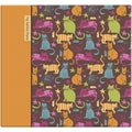 MBI® Expressions Cute Kittie Postbound Album, 12in. x 12in.