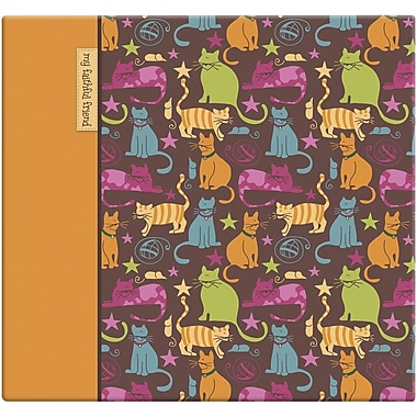 MBI® Expressions Cute Kittie Postbound Album, 12