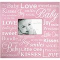 MBI® Expressions Baby Expression Postbound Album With Window, 12in. x 12in., Pink