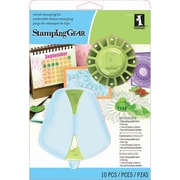 Inkadinkado® Stamping Gear Intro Set, Circle