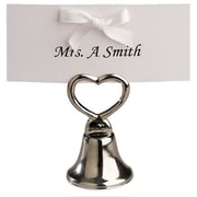 Wilton® Bell Wedding Favor Making Kit, Silver, 20/Pack
