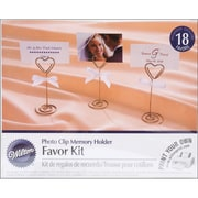 Wilton® 4 Photo Clip Favor Kit, 18/Pack