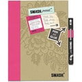 K&Company™ Smash Folio, Pretty Pink