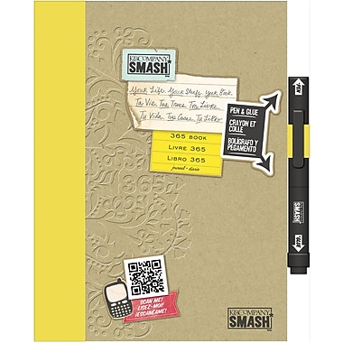 K&Company™ EK Success Smash Folio, Green