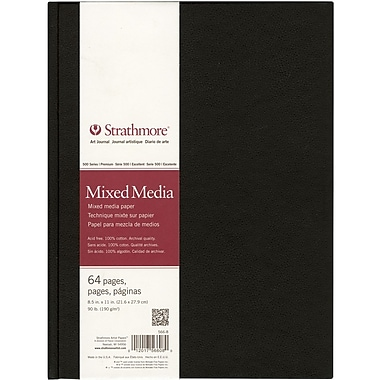 Pro Art Strathmore Mixed Media Art Journal, 8 1/2in. x 11in.